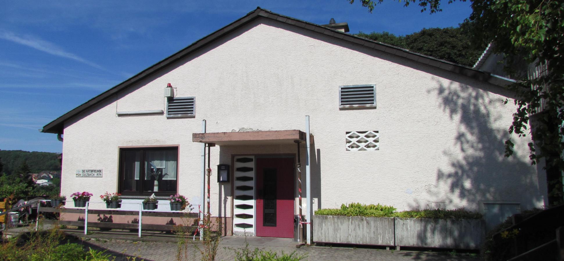 Naturfreundehaus Sulzbach