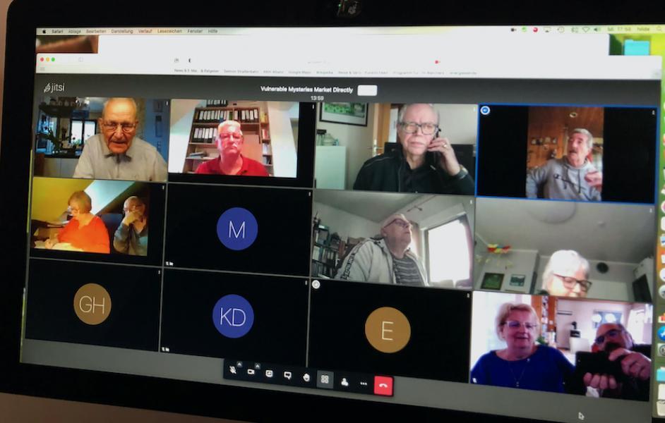 Vereinsarbeit in Coronazeiten - Landesausschuss online