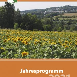 Titelblatt Programmheft 21